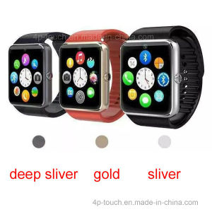 Touch Screen Bluetooth Smart Gift Watch with G-Sensor (GT08) pictures & photos