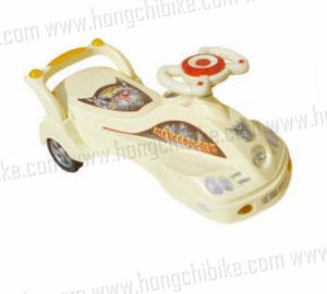 Toys Kids Bike Toy Baby Swing Car (HC-BSC-00725) pictures & photos