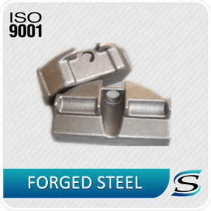 Ce ISO9001 Certified Precision Forging Metal Hook for Forklift Part pictures & photos