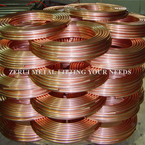 10mm Soft Annealed Copper Coil Tube for Water and Gas pictures & photos