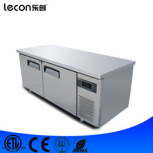 Rate Deep Freezer with Temperature Control Kitchen Bar Counter