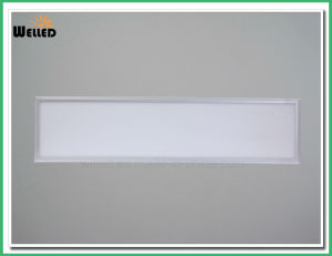1200*300mm Ultra Thin LED Ceiling Panel Lighting 40W 45W 48W 54W Ce RoHS No Flickering