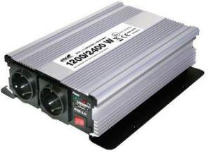 1200W Inverter 12V/230V with USB (TUV)