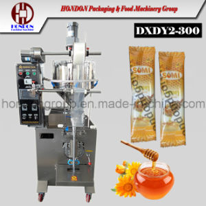 Viscous Liquid Honey/ Syrup/ Shampoo Packing Machine pictures & photos