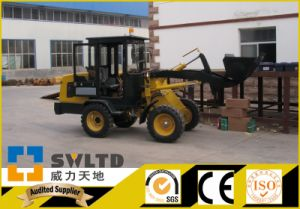 Swltd Brand Agricultural Mini Wheel Loader pictures & photos