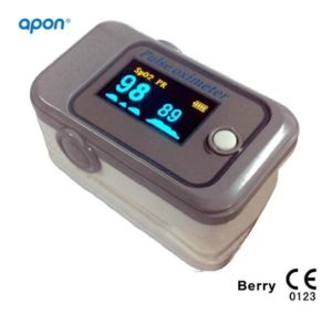 CE Fingertip Pulse Oximeter OLED for SpO2 Test Finger SpO2 Monitor Pulse Oximetry