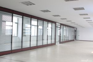 Professional Aluminum Frame Office Glass Partition pictures & photos
