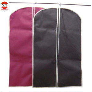 Non-Woven Garment Bag, Suit Cover, Hanging Dress Bag, pictures & photos