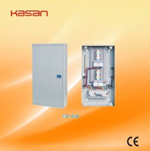 DIN Rail Double Busbar Distribution Box pictures & photos