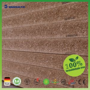Plain MDF Board Raw MDF Board Formaldehyde-Free Furniture Board