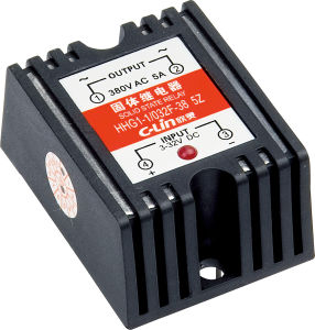 Solid State Relay (HHG1-1/032F-22 5A; HHG1-1/032F-38 5A; HHG1-0/032F-20 5A) pictures & photos