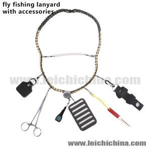 Popular Fly Fishing Landyard with Accessories pictures & photos