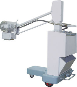 Hospital Equipment 50mA Mobile Digital X-ray Equipment pictures & photos