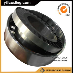 China Supplier Silica Sol Process Vacuum Investment Casting Turbo Impeller