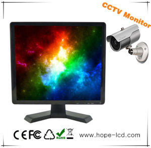 "15"" Square Screen HDMI AV BNC CCTV Monitor pictures & photos"