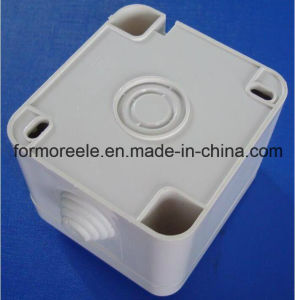 One Way Waterproof Wall Switch for European Market pictures & photos