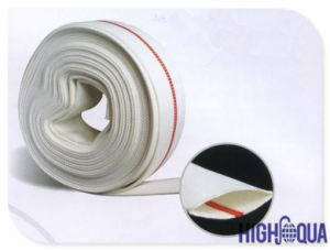 Hot Product Canvas Fire Hose with PVC or Rubber Lining pictures & photos
