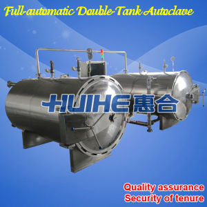 Spray Autoclave Sterilizer (for Dairy Product) pictures & photos