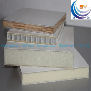 FRP Honeycomb Sandwich Panel for Refrigerated Truck Body (SY-01)