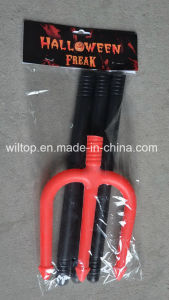 Halloween Plastic Weapon Fork (TY007) pictures & photos