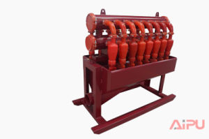 Drilling Mud Desilter for Mud System and Mud Mixing System