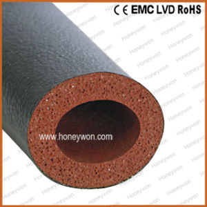 Soft Silicone Rubber Foam Tube Pipe for Heat Preservation