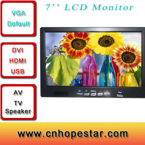 7 Inch LCD Car Monitor pictures & photos