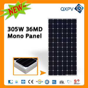 36V 305W Mono PV Panel pictures & photos