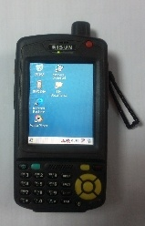 PDA with Barcode or RFID, WiFi/GPRS/GSM