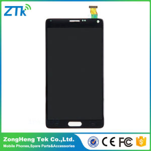 LCD Touch Digitizer Assembly for Samsung Note4 - Original Quality