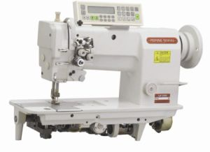 Double Need Lockstich Sewing Machine With Computerized System (20518-D)