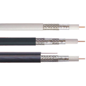 RG6 Coaxial Cable in CCS pictures & photos