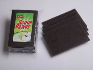 Abrasive Scouring Pad (TJ3408) pictures & photos