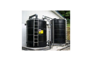 Polyethylene Chemical Tank