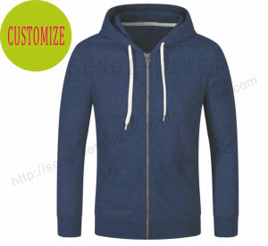 Casual Zip-up Through Sports Hoodie Clothes