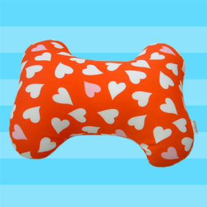 Car Pillow, Travel Pillow, Bone Pillow (LP012-1)