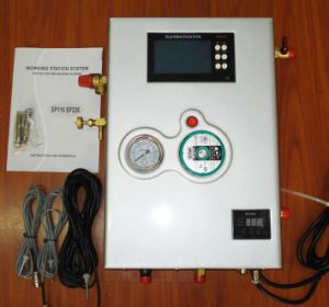 Solar Water Heater Working Station (SP226) pictures & photos