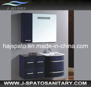 Wooden Bathroom Cabinet, Mirro Vanity, Wall Cabinet (JS-C047)