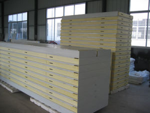 Polyurethane Panel for Cold Room pictures & photos