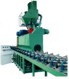 Steel Pipe Outer/Inner Wall Blasting Cleaning Machine
