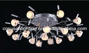 Low Voltage Glass Ceiling Lamp (MX9215/16)
