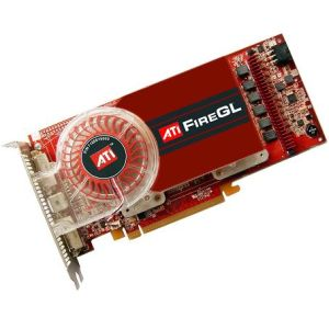 Graphic Cards (ATI Fire GL V7200)