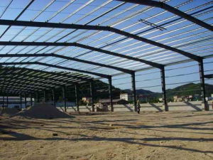 15m Height Steel Structure Building (NTSSB-010)