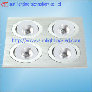 LED Recessed Downlight (SL-DL04Q-W)