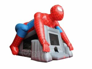 Giant Spiderman Inflatable Jump Bounce House Chb754