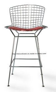 Modern Dining Restaurant Knock Down Wire Bar Stools Chairs pictures & photos