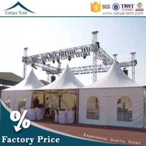 Pagoda 5X5m Outdoor Moroccan Tent for Outdoor Party Event Tents pictures & photos