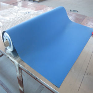 High Quanlity Two Layer Blue Antistatic ESD Table Mat pictures & photos