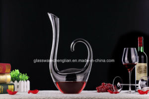 Hand Made Lead-Free Crystal Glass Red Wine Carafe (XJQ-020) pictures & photos