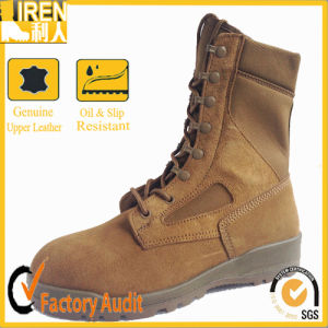 Coyote Color Military Army Desert Boots pictures & photos
